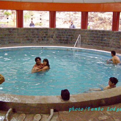 アンデスの秘湯(4)Chivay温泉