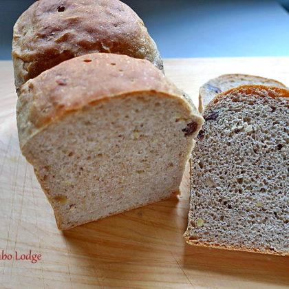 古代小麦の胡桃パン