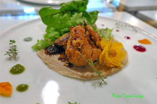 Café Cuore Del Solのフルコース