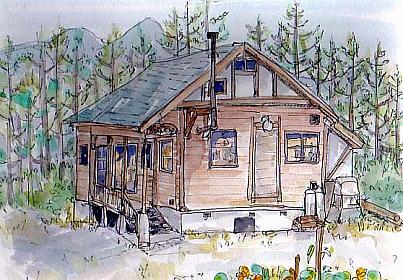 マクロビオティック&ビーガン料理の宿「タンボ・ロッジ」