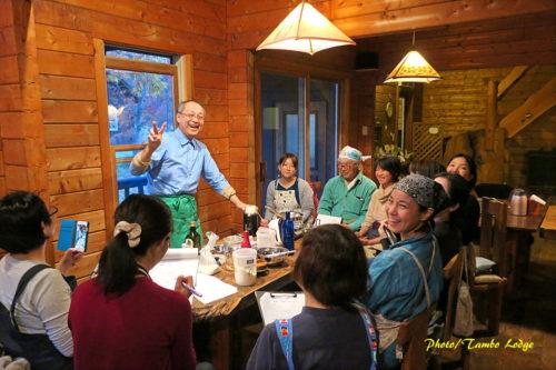 自家製粉米粉で焼く米粉のパン教室(土日開催)&打ち上げ