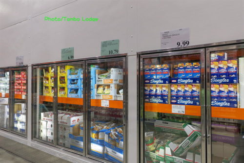 食材量販店「COSTCO」