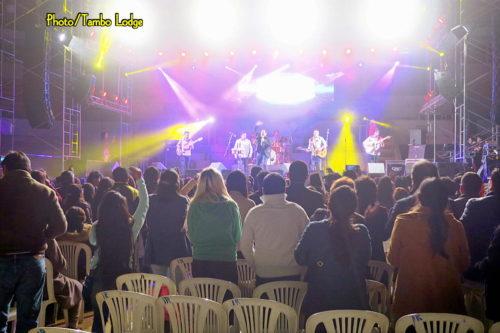 アンデス音楽コンサート