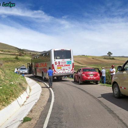 スリル満点長距離バスの旅(2)
