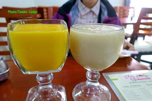 Ayacuchのベジ・レストランVida saldable
