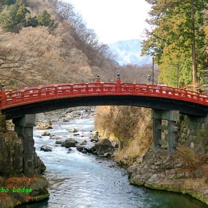 日光へ初詣&自然茶寮 廻meguri