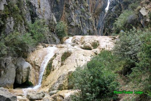超秘境のMillpo渓谷(1)