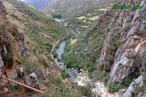 超秘境のMillpo渓谷(3)
