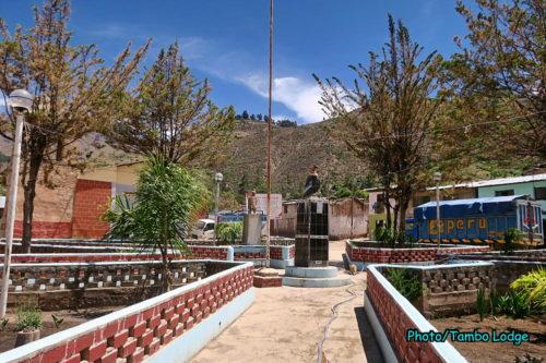 アンデスの秘湯(14)Qollpa温泉