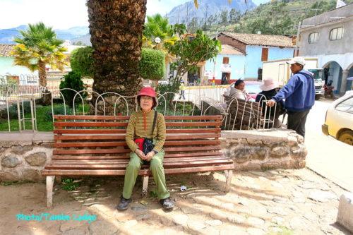 Ongoy村を散歩(1)