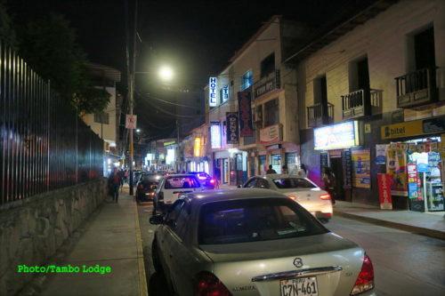 Abancayのベジレストラン「La Delicia」