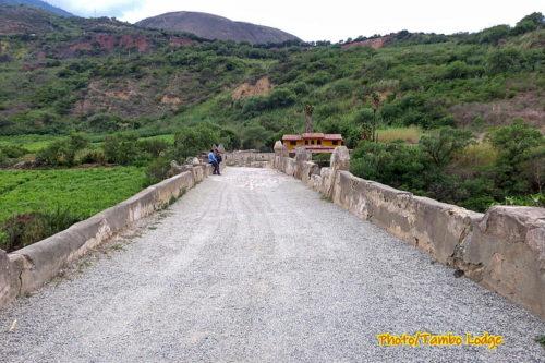 アンデスの秘湯(15)Santo Tomas温泉