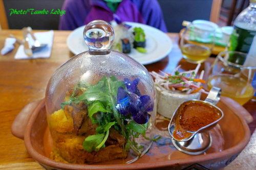 Cuscoのヴィーガン・レストランGreen point