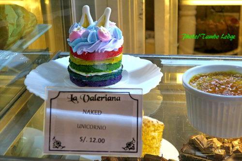 スイーツのお店「Valeriana」