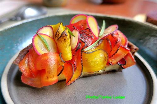 Limaの高級創作料理レストラン「Kojolle」