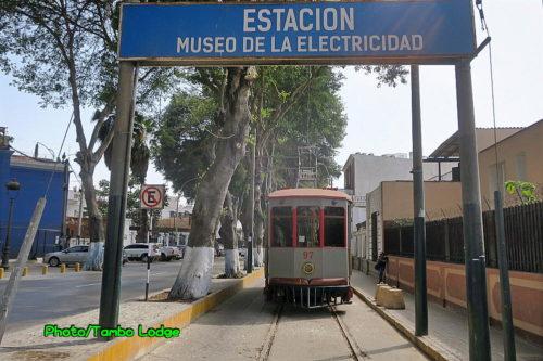 Barrancoを散歩