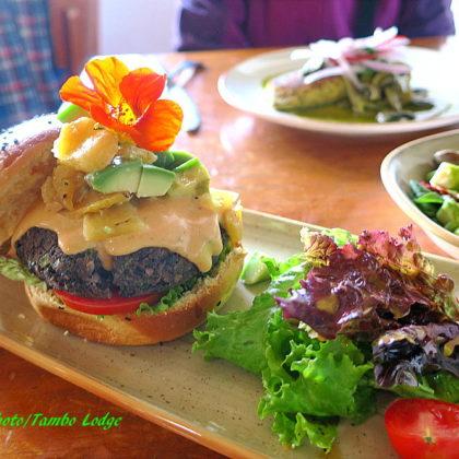 自然食レストラン「Greens Organic」