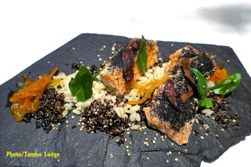 創作ペルー料理のレストラン「Salamanto Restaurante」