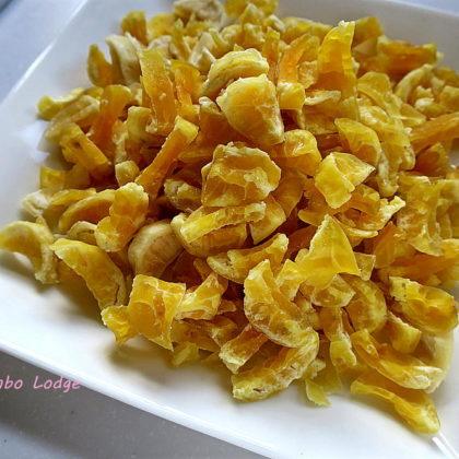 Papa seca(乾燥ジャガイモ)作り