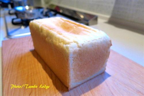 米粉100%の食パンの試作第2弾
