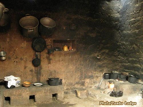 アンデスの食文化