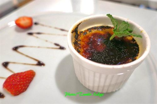 Café Cuore Del Solでランチ