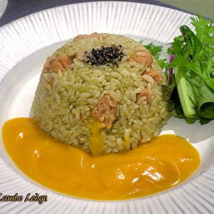 ペルー風炊き込みご飯