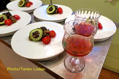 持ち回りの食の研修会16回目は「タンボ・ロッジ」