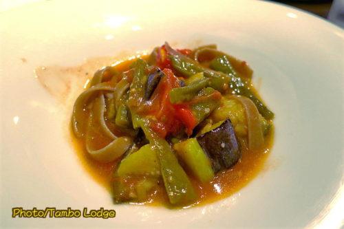 自然派イタリアン「カーポラヴォーロ」で夕食
