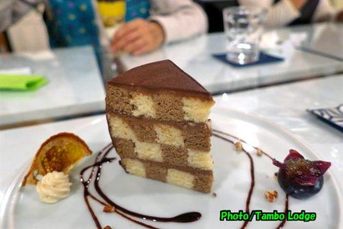 Café Cuore Del Solで夕食を