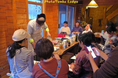 ひよこ豆粉の使い方教室