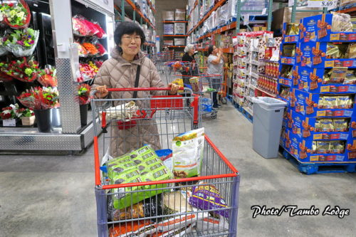 食材の買い出し&爆買い