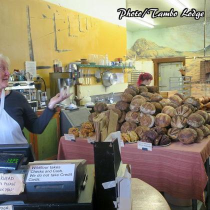 おいしいパン屋さんの「Wild Flour Bread」