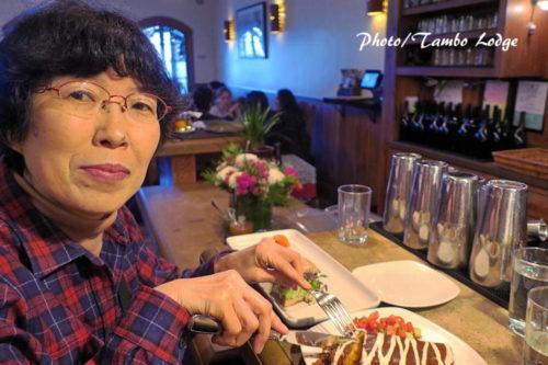 Gracias madre(メキシコのヴィーガン料理レストラン)