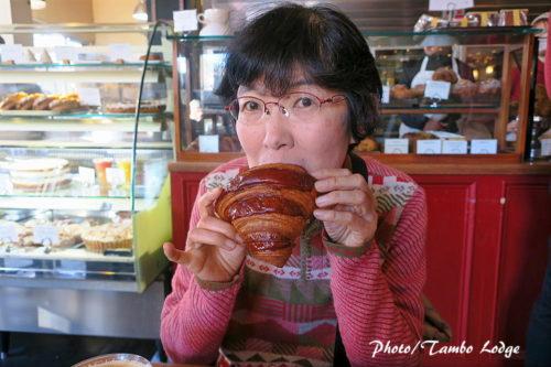 朝食はベーカリー「Tartine Bakery」で(2)
