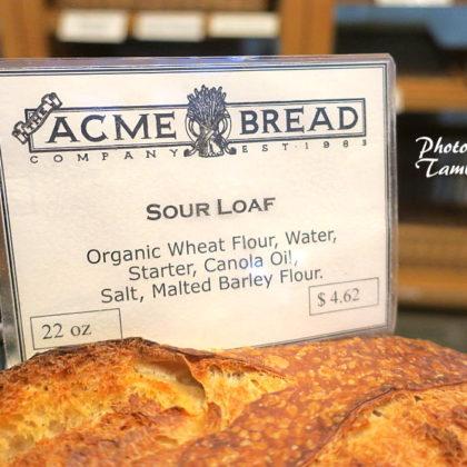 オーガニックパン屋さん「ACUME BREAD」