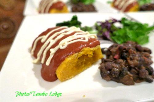 メキシコ風料理2種類