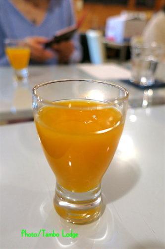 Café Cuore Del Solでミニ新年会