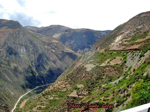 Huancavelicaへ向かう