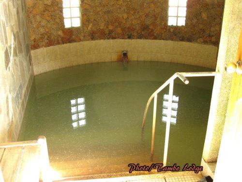 アンデスの秘湯(1)San Cristóbal温泉