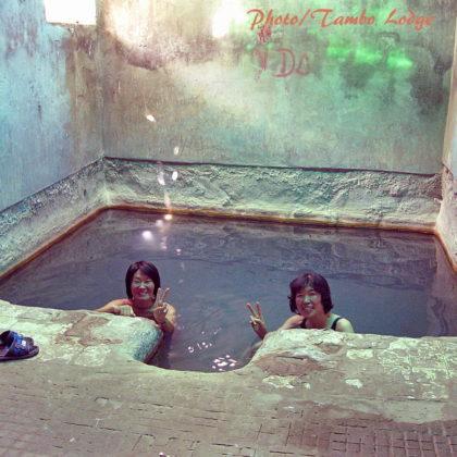 アンデスの秘湯(2)Acaya温泉