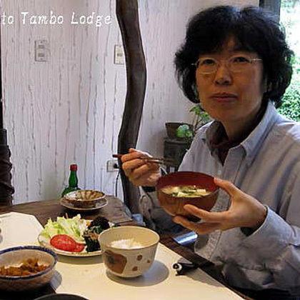 リマで日本食