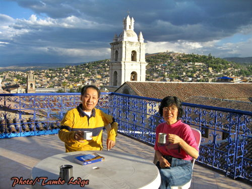 HuancayoからAyacuchoへのバスの旅