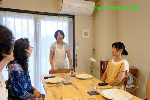 持ち回りの食の研修会19回目は「朝倉さんのイタリア料理 」