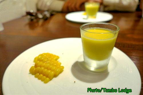自然派イタリアン「カーポラヴォーロ」でディナー