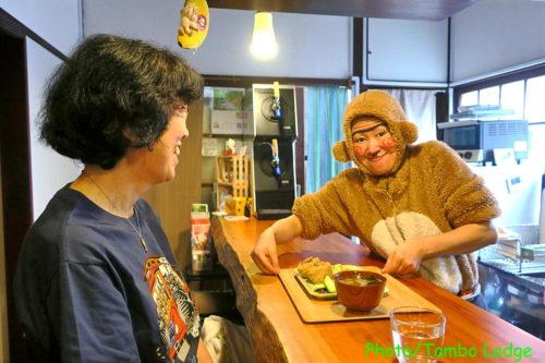 Vegan Cafe Monkey Magic 浅草で朝食