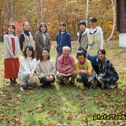 「こめっ粉40」スイーツ教室第5期土日クラス師範編