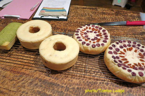 自家製粉米粉で焼く米粉のパン教室(土日開催)