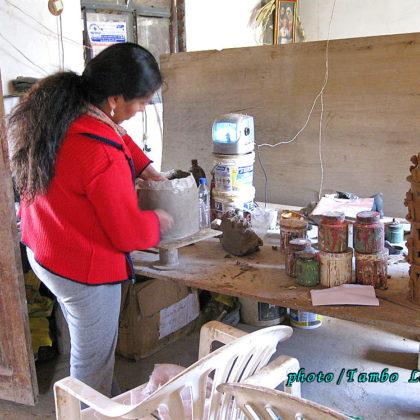 陶芸の町「Quinua」
