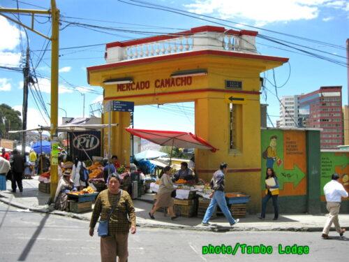ラパスでChuño(チューニョ)